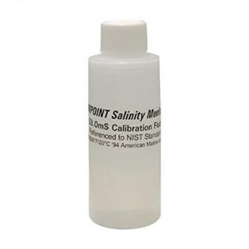 Pinpoint Monitors Salinity Calibration Fluid