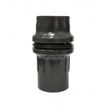 Pipe Fittings - Straight Connector (Various Sizes)